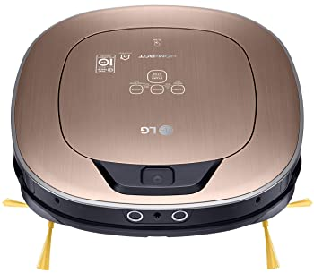 LG HOM-BOT Robot Vacuum for Pet Hair