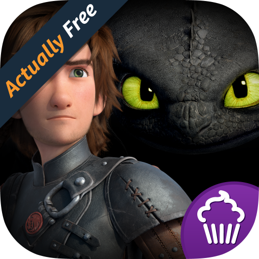 Dragon Storybook (How To Train Your Dragon 2 (The Official Storybook App))