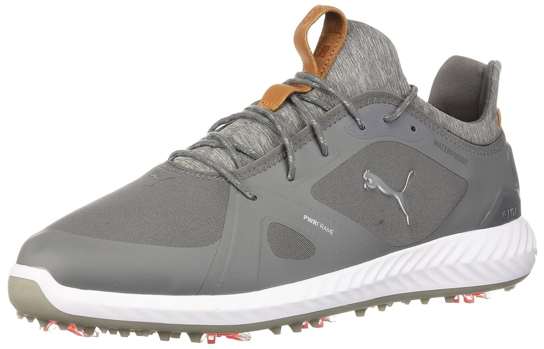 Puma Golf メンズ Ignite Pwradapt B074ZRZ4FL 14 D(M) US Quiet Shade/Quiet Shade