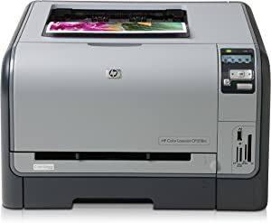 HP Refurbish Color Laserjet CP-1518NI Laser Printer (CC378A) - Seller Refurb