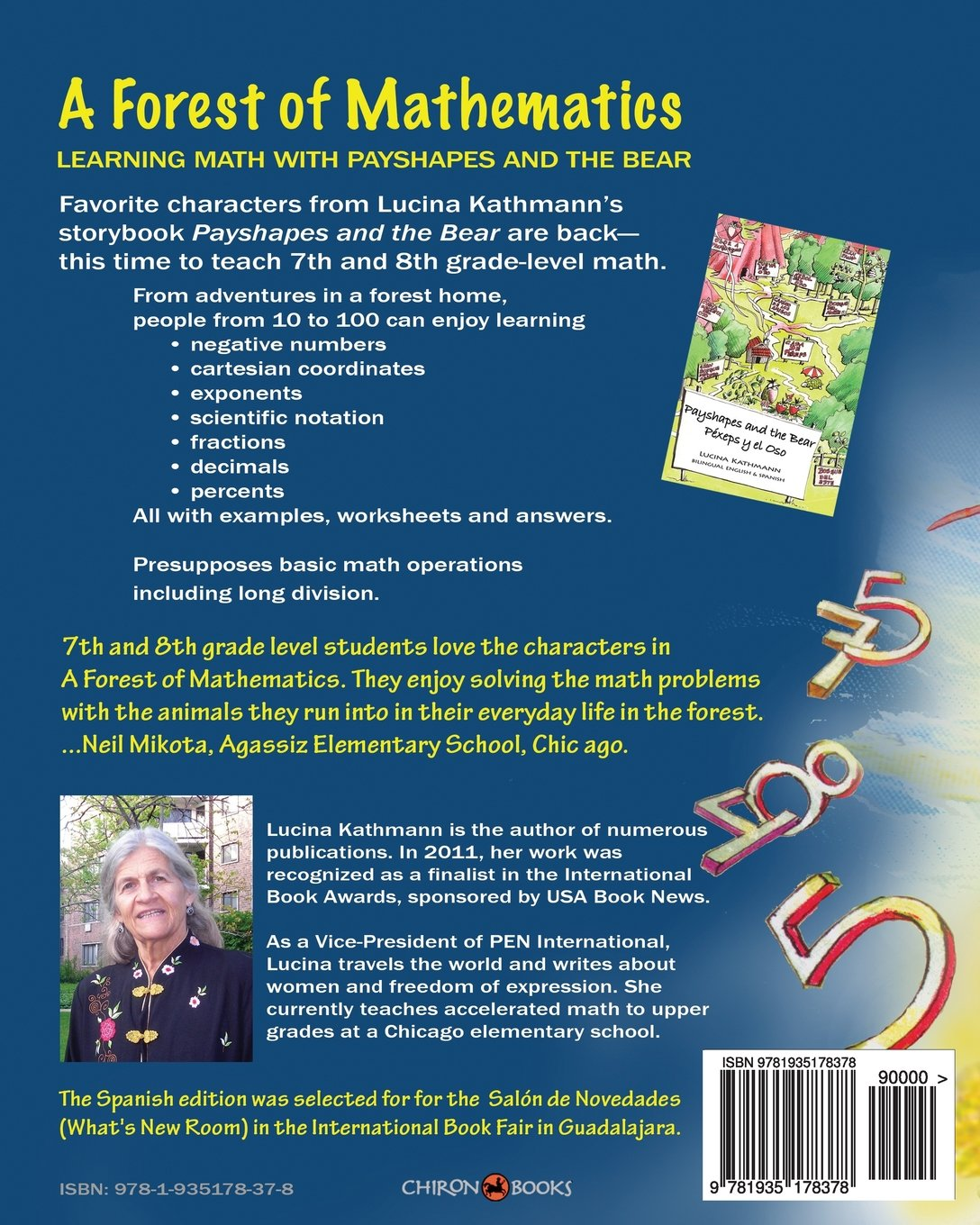 A Forest of Mathematics: Learning Math with Payshapes and