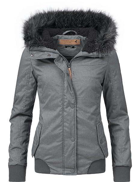 online store 255ed 5a0fd Eight2Nine, Giacca da donna invernale 44278AEN: Amazon.it ...