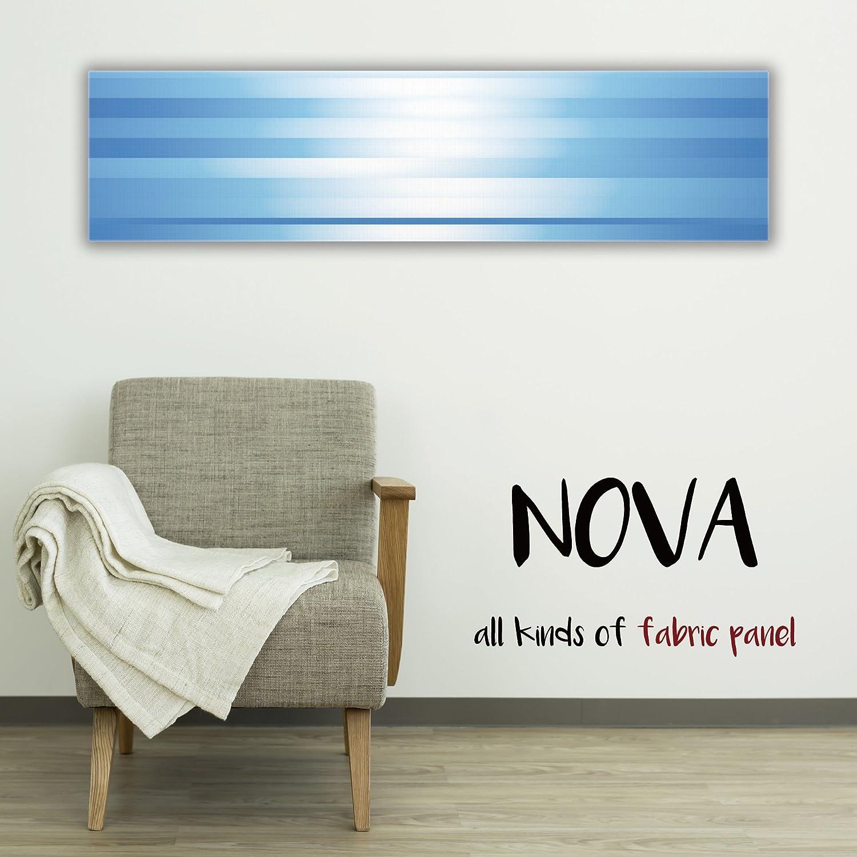 ファブリックパネル NOVA 【 L-Lサイズ 30cm×120cm 】 海 ブルー sea 青い 青色 深海 水 ウォーター 空 雲 フレーム 人気 壁掛け DIY インテリア オシャレ 木製 布 生地 プリント ウォール デコ B01N1Z2T6N L-Lサイズ : 30cm×120cm COLOR4 COLOR4 L-Lサイズ : 30cm×120cm