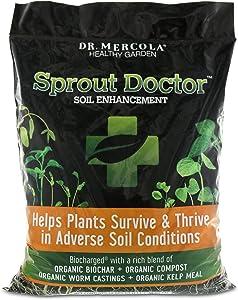 Dr. Mercola Sprout Doctor Soil Enhancement (1 Cu ft.)