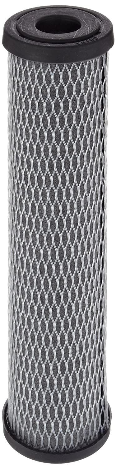 "Pentek C1 Carbon Filter Cartridge, 9-3/4"" x 2-1/2"", 5 Micron"