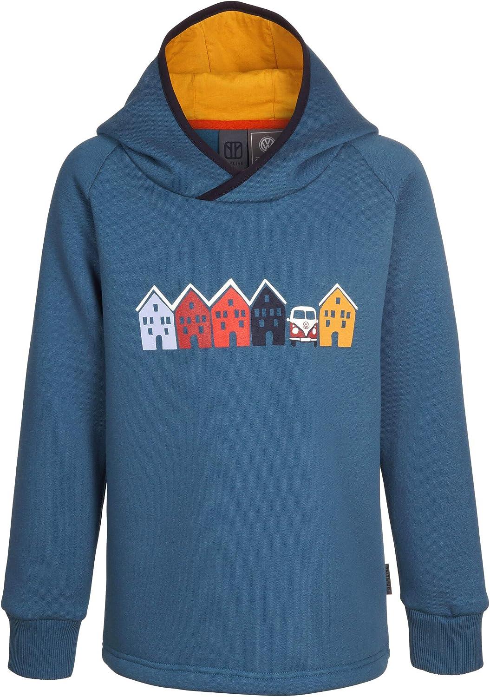 Elkline-Transformer VW Hoody-Enfants Sweatshirt