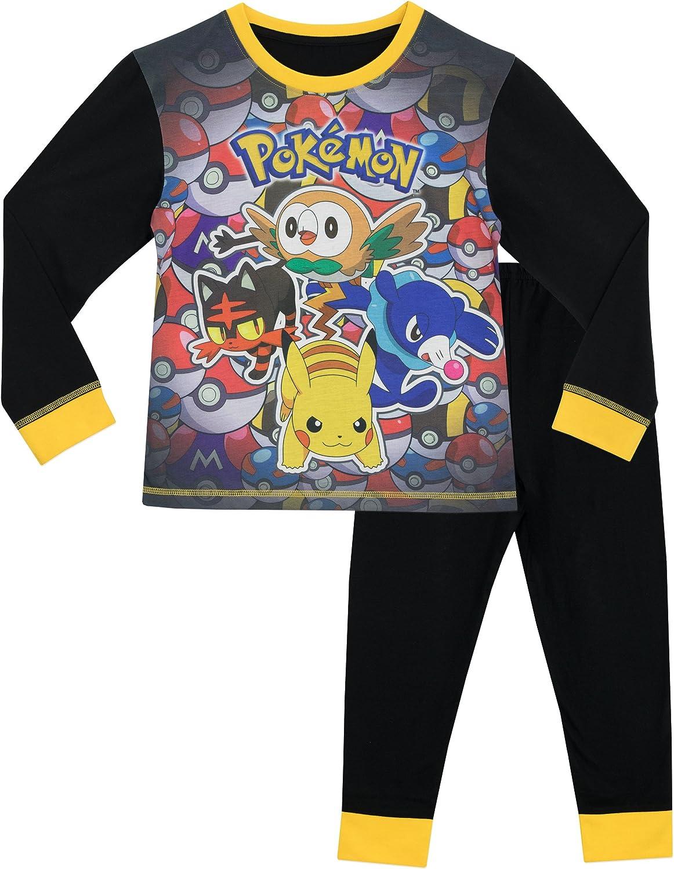 Pokemon Boys Pyjamas