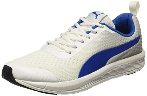 52ca9712a3c Puma Unisex s Radiance Idp Gray Violet-Royal Blue Running Shoes-10 UK India