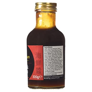 Gressingham Plum and Hoisin Sauce, 320g: Amazon co uk: Grocery