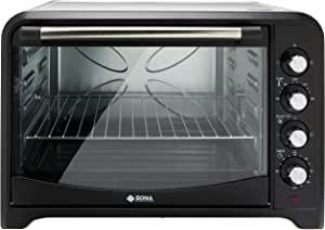 Sona SEO 2270 70L Electric Oven, White