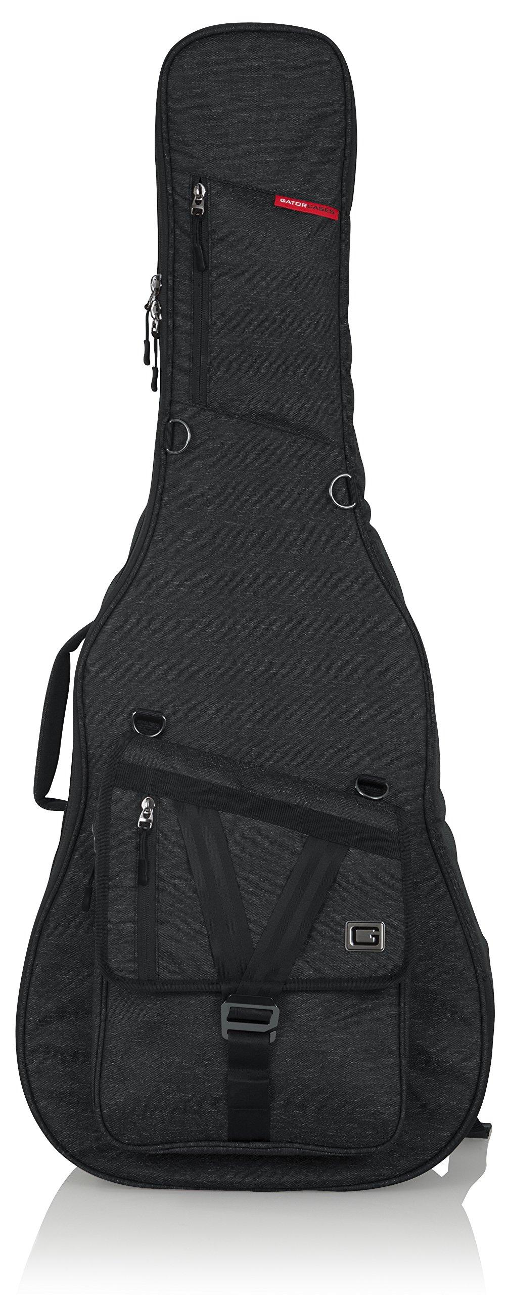 Gator Cases GT-ACOUSTIC-BLK Acoustic Guitar Bag