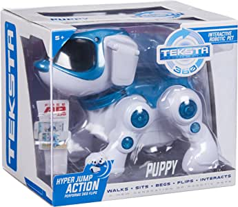 Amazon.es: Teksta 51155 Puppy 360 (Azul), Multi