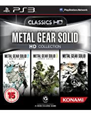 Metal Gear Solid HD - Collection (PS3) [Importación inglesa]