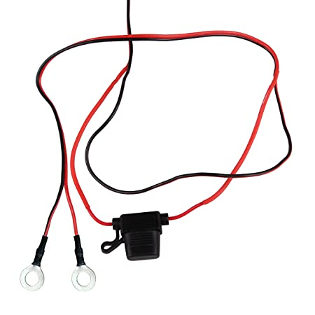 amazon com sldx off road led work light bar wiring harness one to amazon com sldx off road led work light bar wiring harness one to two wiring harness relay on off power switch 12ft waterproof 2 lead ip67 automotive