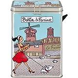 Boite à Farine (+ bec verseur) Baguettes - multicolore-DLP