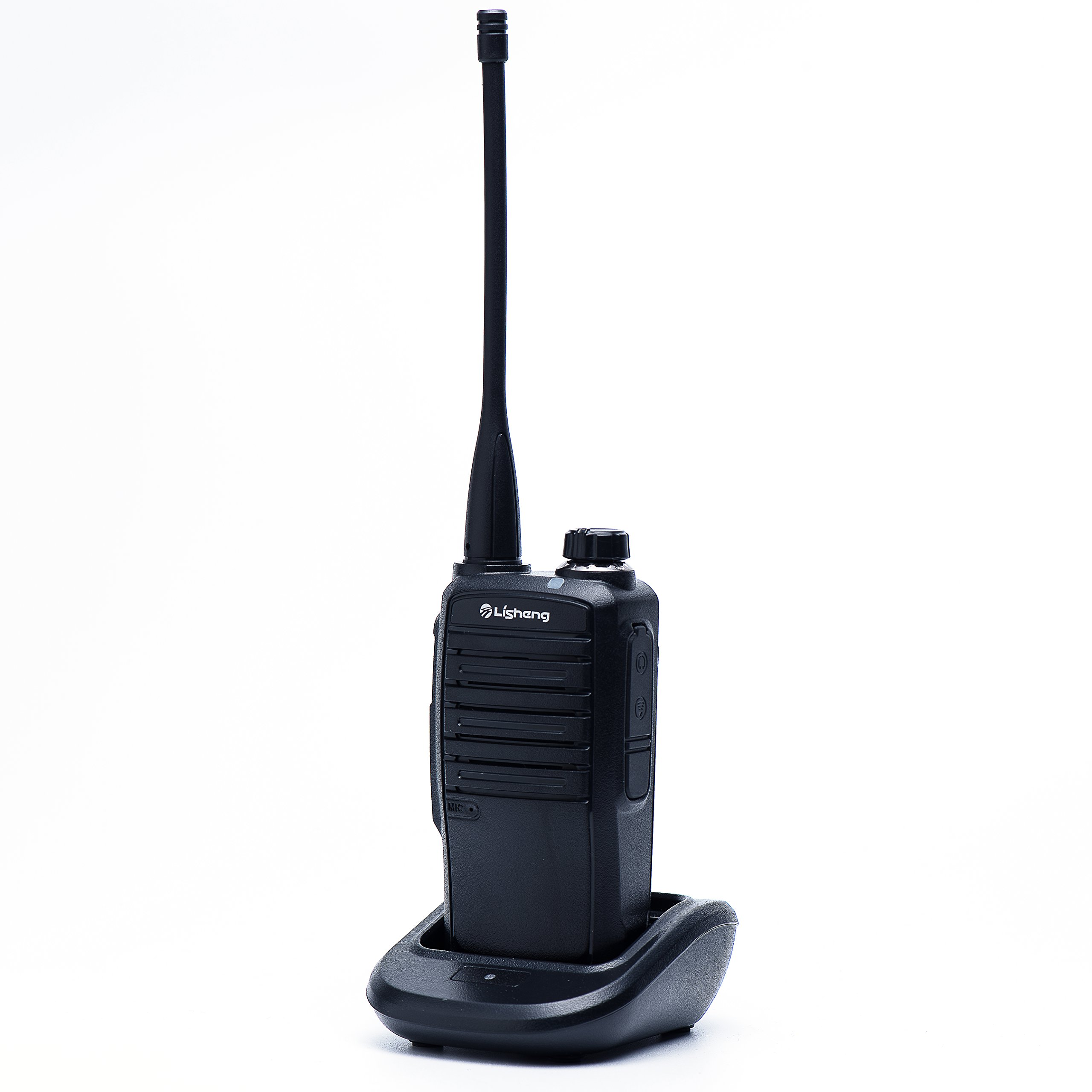 LISHENG LS-V60 4W Business Commercial Portable Two Way Radio (Black, Set 1)