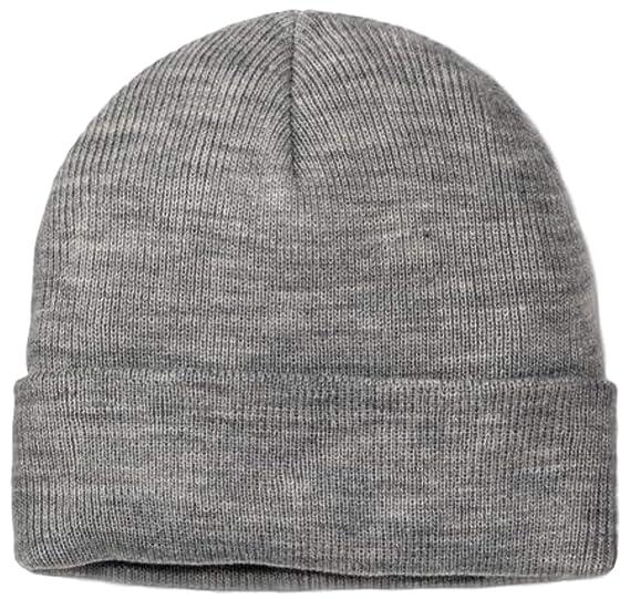 Merona Men s Knit Beanie (Light Grey Heather) at Amazon Men s Clothing store   3c9f5dab5143