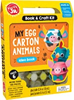My Egg-Carton Animals (Klutz