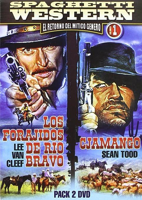 Pack Spaghetti Western (Vol.1) [DVD]: Amazon.es: Lee Van Cleef ...