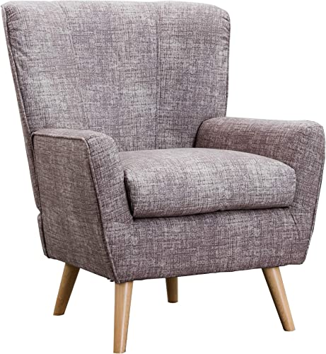 Fabric Armchair Nursery Glider