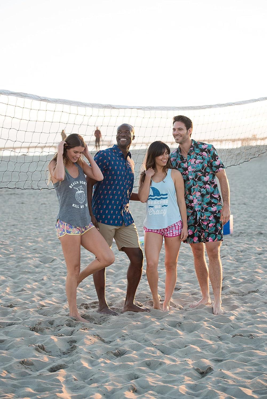 29baf09cdd Tipsy Elves Bright Colored Mens Swim Suit Trunks - Vacation Surf Board  Shorts for Spring Break