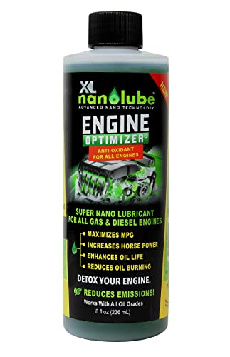 <br /> XL Nanolube Engine Oil Additive Nano Treatment