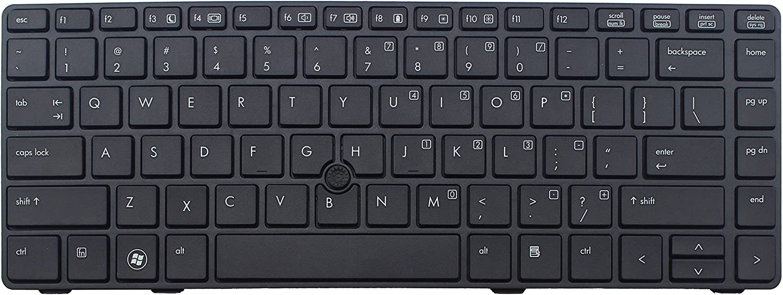 HP Keyboard (US), 686299-001