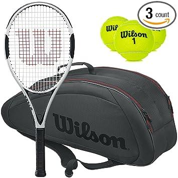 Amazon.com: Wilson H6 (martillo) colgadas Extended negro ...
