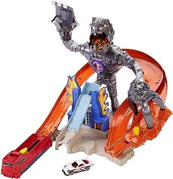 DWL04 Mattel Hot Wheels Drachen Atacke Spielset günstig kaufen Spielzeugautos & Zubehör
