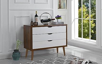 Review White Mid Century Modern Dresser