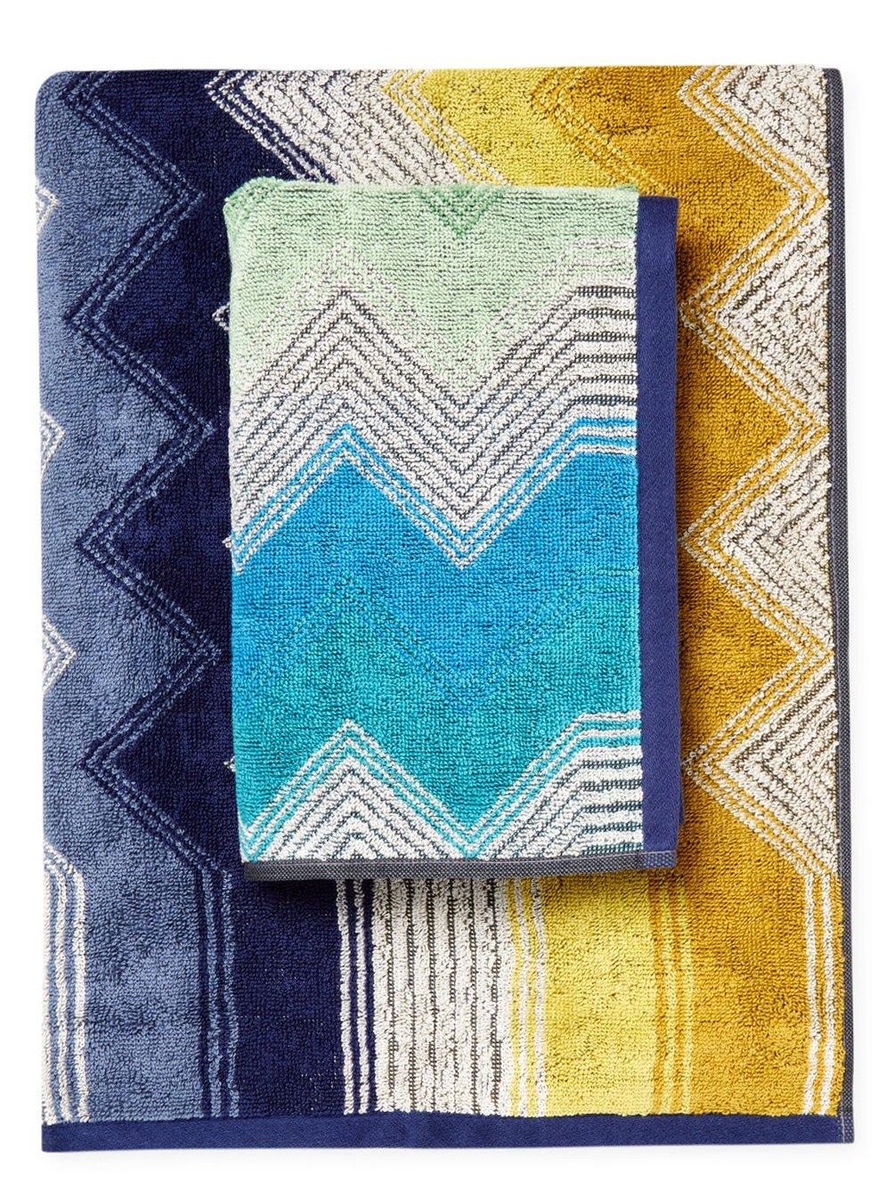 Missoni Home Selma - Juego de toallas (2 unidades) toalla de baño + toalla de mano: Amazon.es: Hogar