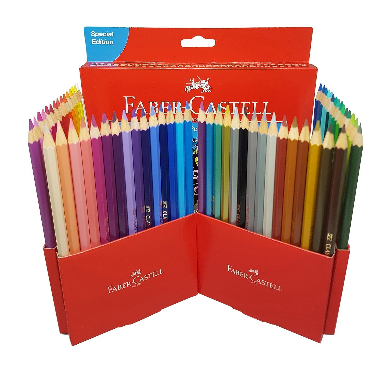 Amazon.com : Faber Castell Premium Color Pencils, 48 Colour : Office ...