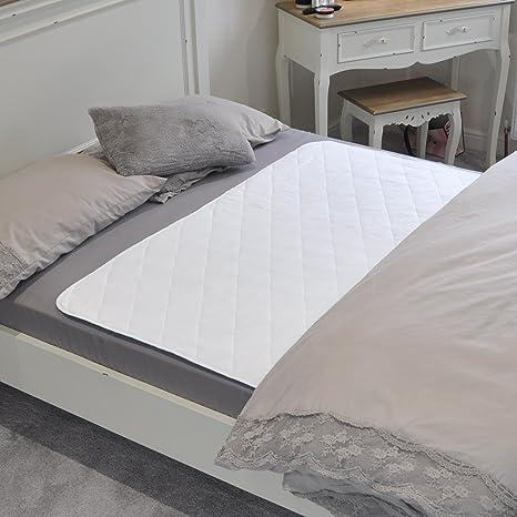 Protector de colchón impermeable, de GuradedSleep, protector de sabana y colchón lavable y de