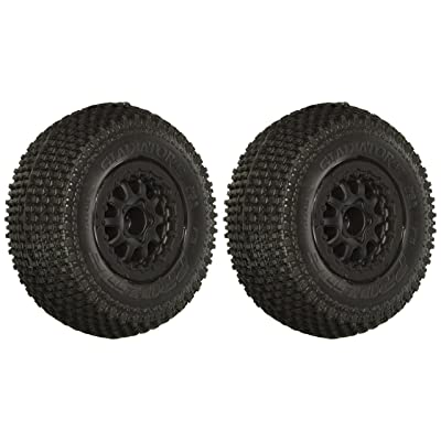 PROLINE 116913 Gladiator SC 2.3.0 M2 Mounted Tire, Medium: Toys & Games
