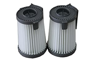 LTWHOME Hepa Filters Suitable for Eureka Vacuum 62396 Dcf10 Dcf14