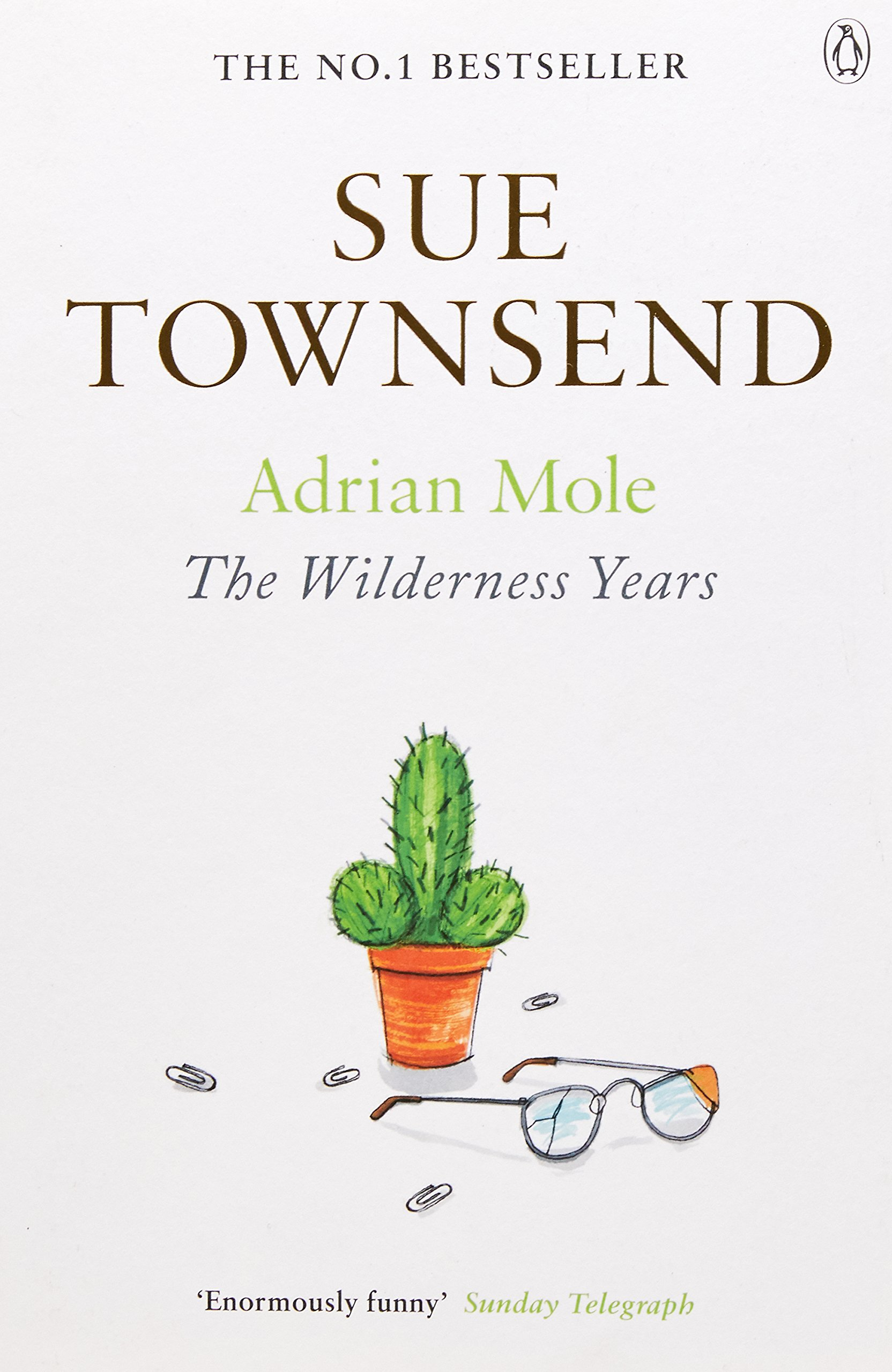 Adrian Mole:the Wilderness Year pdf epub