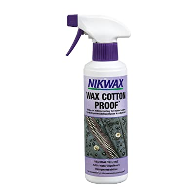 Nikwax Wax Cotton Proof Green Water Repellent: Sports & Outdoors