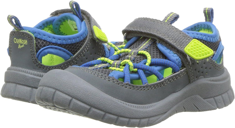 OshKosh BGosh Kids Pumba Boys Bumptoe Athletic Sandal Sneaker