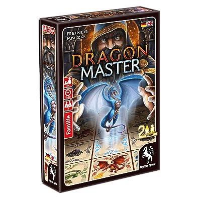 Pegasus Spiele PEG18284G Dragon Master, Mixed Colours: Toys & Games