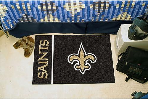 New Orleans Saints Starter Rug 20×30
