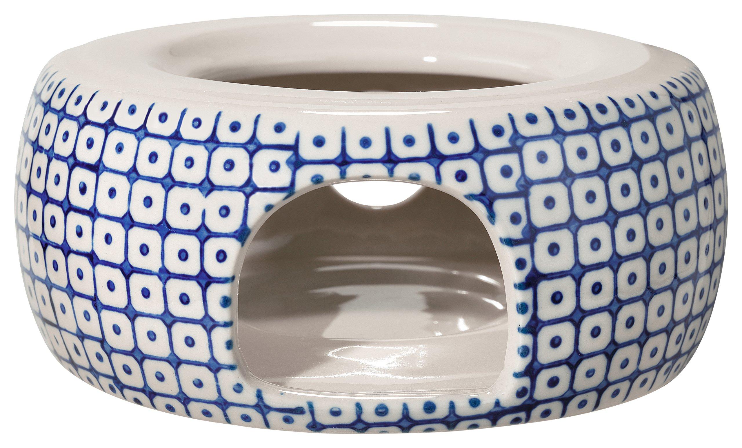 Bloomingville Teapot Warmer Carla blue by Bloomingville