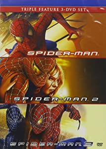 Spider-Man (2002) / Spider-Man 2 (2004) / Spider-Man 3 (2007) - Set