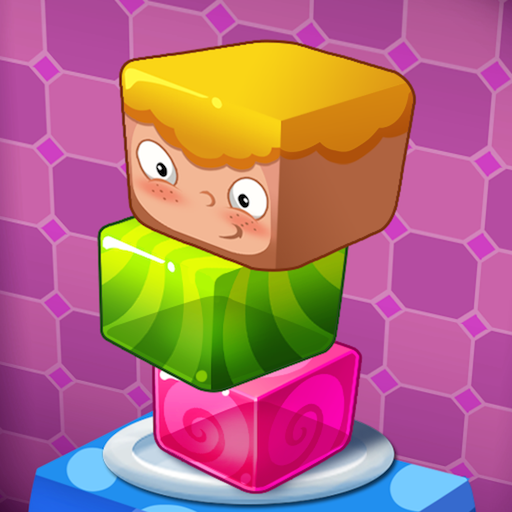 Candy Tower - Tower Cheese