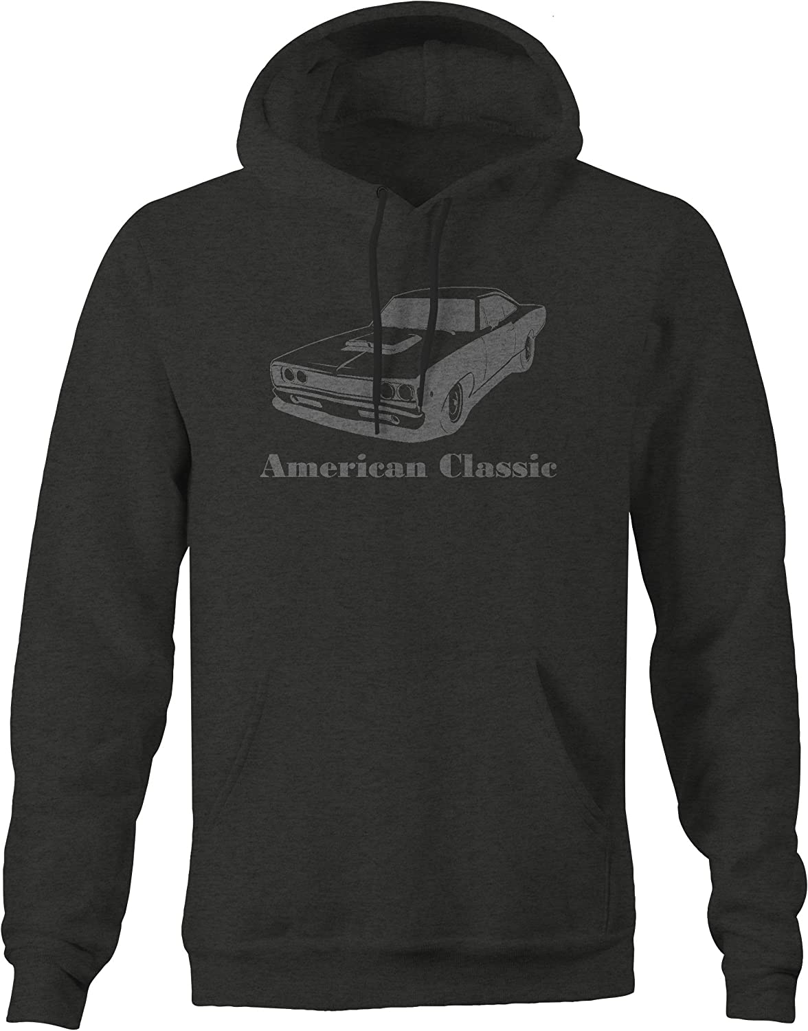 American Classic Super Bee Muscle Car Hoodie for Men