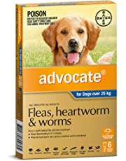 Advocate Pet Meds Dog 25-50Kg