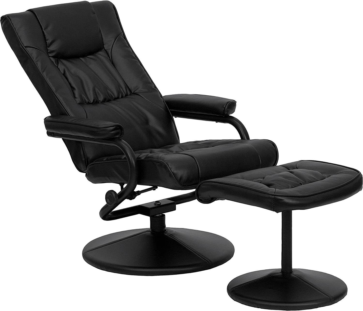 Flash Furniture BT-7862 Recliner reclined