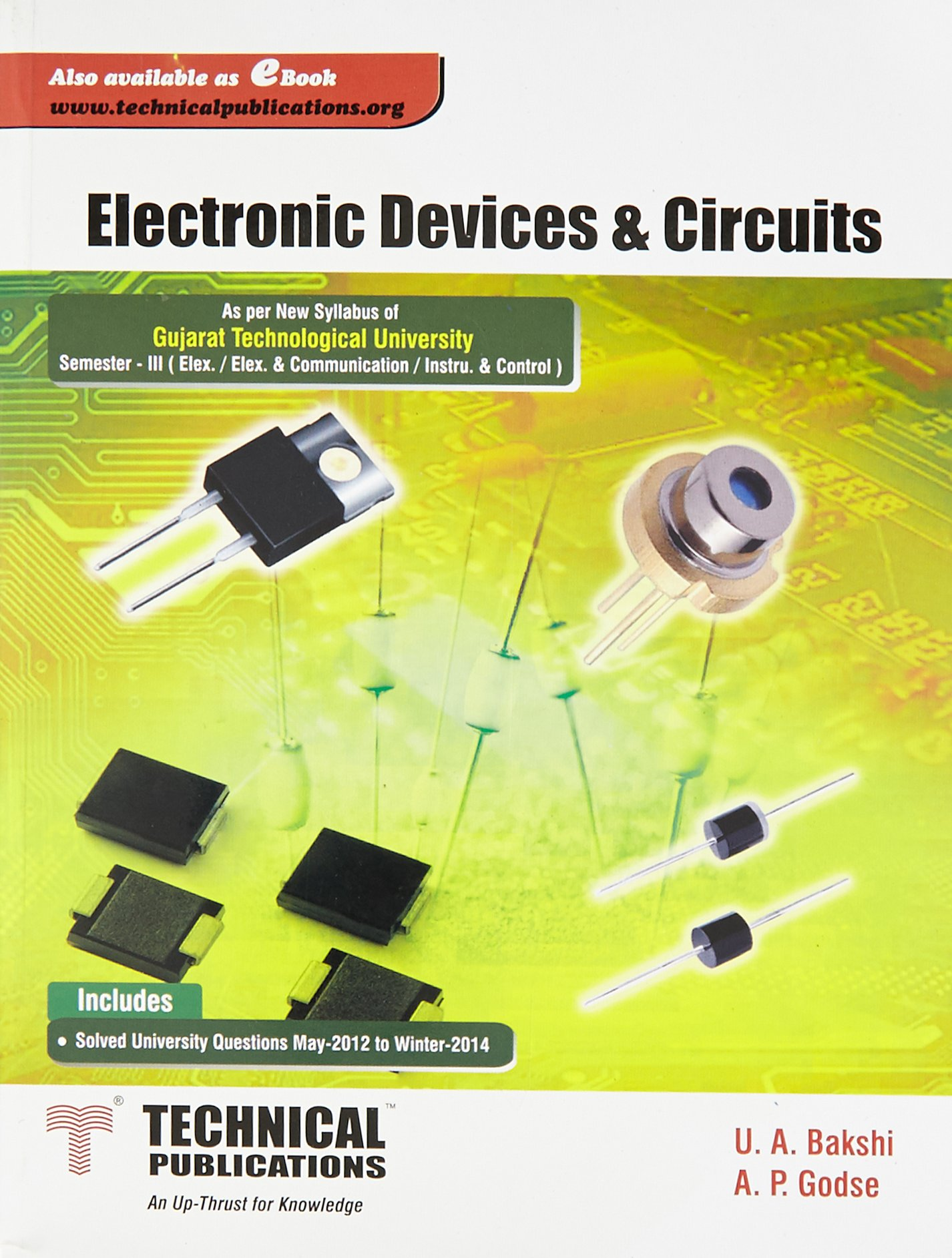 ELECTRONICS DEVICES AND CIRCUITS BY GODSE AND BAKSHI PDF