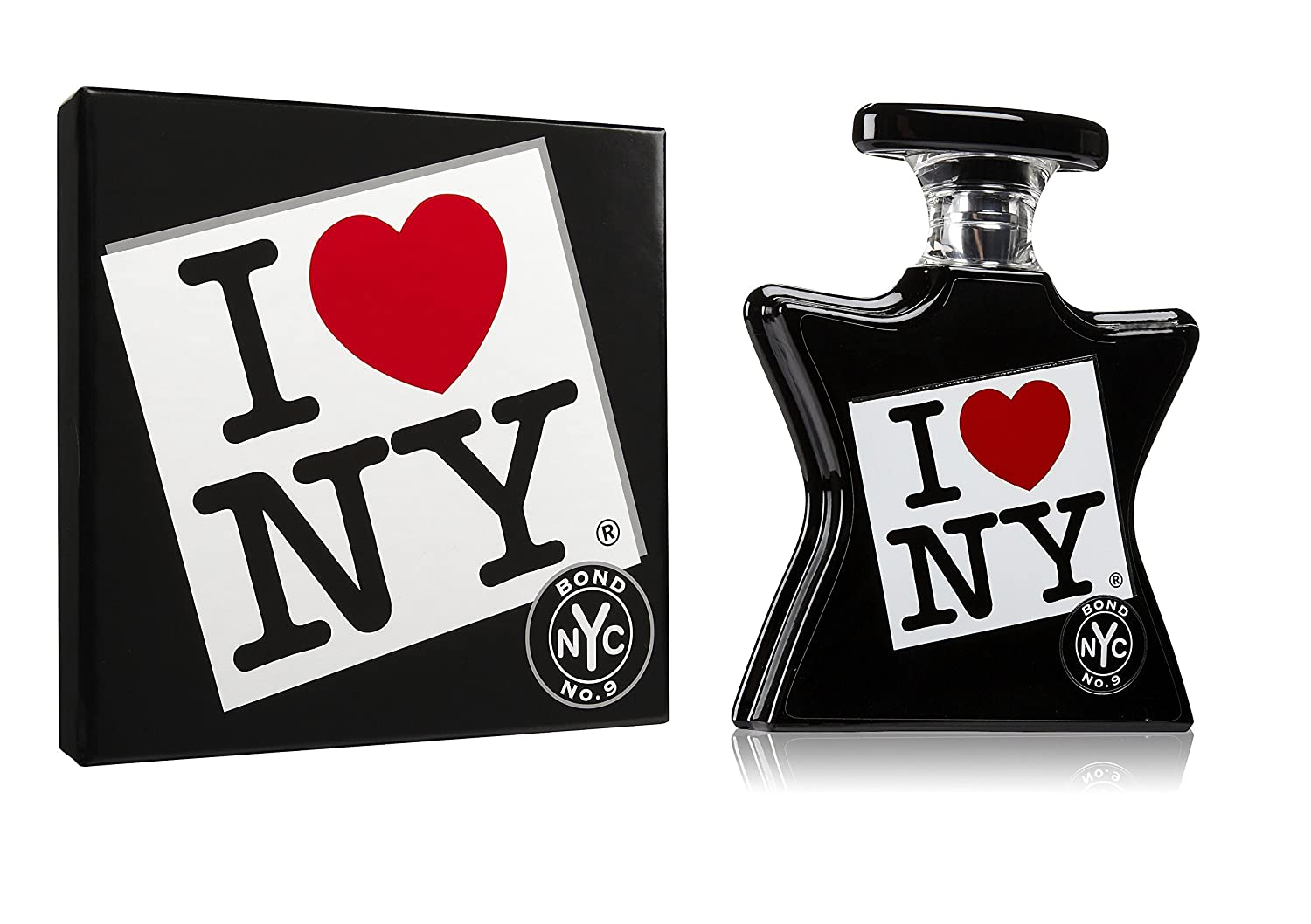 8dffd2195b91 Amazon.com   Bond No. 9 I Love New York Eau De Parfum Spray for Unisex