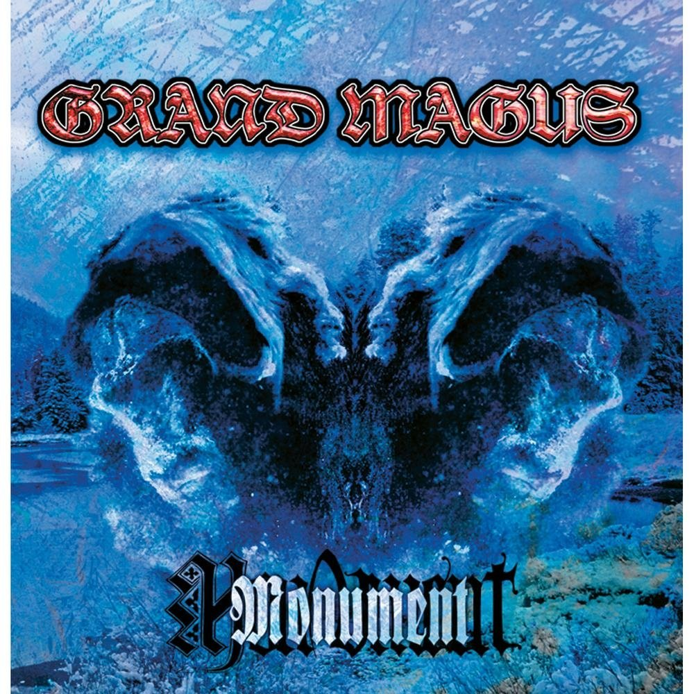 Vinilo : Grand Magus - Monument (180 Gram Vinyl, Colored Vinyl, Download Insert)
