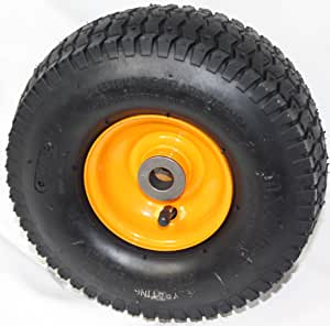 10X4.00-4 2 Ply 2 Type Tire and Rim Assembly - Aftermarket Replacement for - Husqvarna: 581420602X421